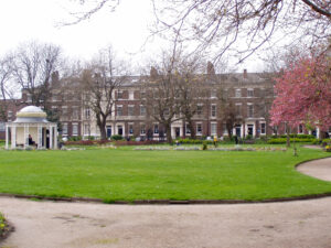 History of Abercromby Square: by Dr Christopher Williams, following the LHS AGM @ Liverpool | United Kingdom