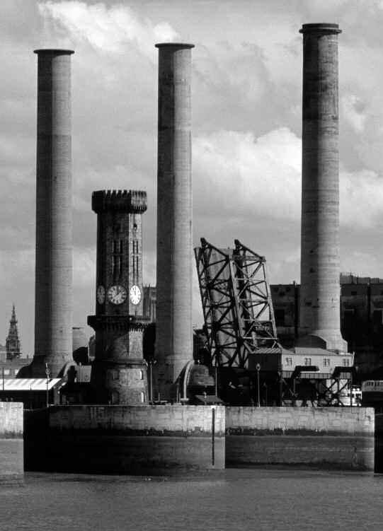 Port of Liverpool Timeline