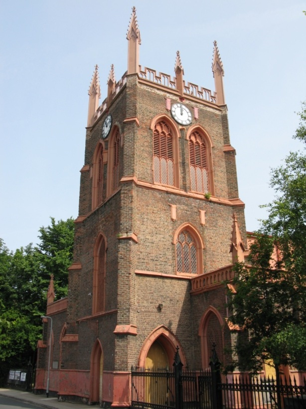 The Bicentennial of the Pioneering 'Iron and Slate Church'