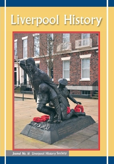 LHS Journal 2017 - Liverpool Heroes Memorial, Abercromby Square